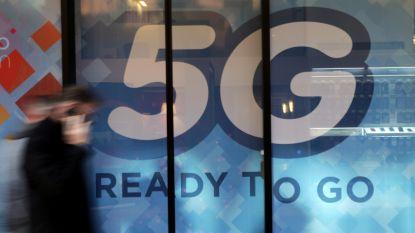 Eerste op zichzelf staande 5G netwerk van het land komt in haven van Antwerpen