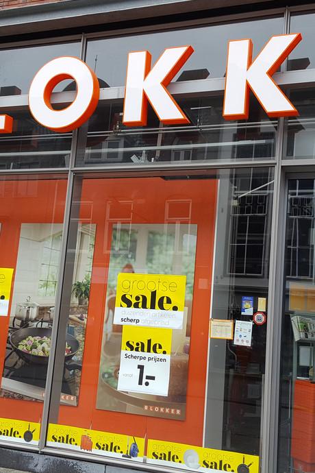 Blokker in centrum Hengelo gaat dicht, in Enschede opent 'nieuwste Blokker'