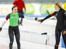 LIVE | Programma, uitslagen en klassementen NK sprint, Kok wint ook derde afstand