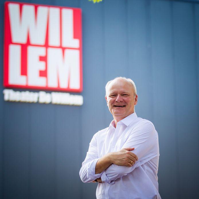 Erik Groeneweg, directeur van Theater De Willem.