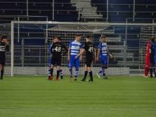 Israelsson valt op bij overtuigende zege Jong PEC Zwolle