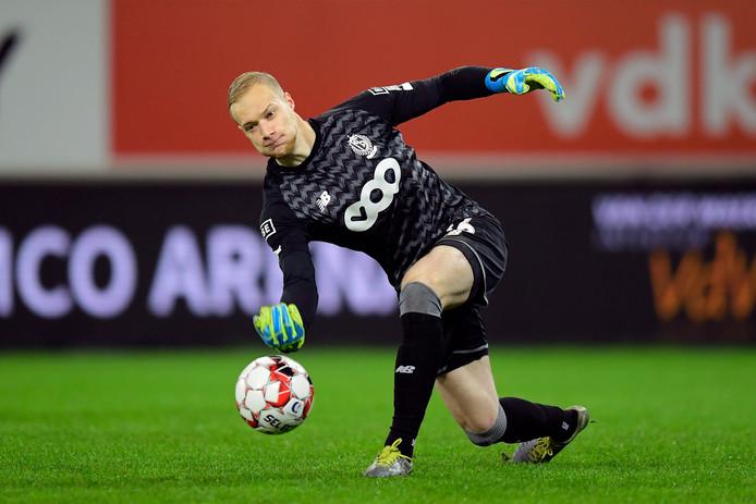 Arnaud Bodart avait laissé sa place à Vanja Milinkovic-Savic pour les trois premières rencontres de la phase de poules de l'Europa League.