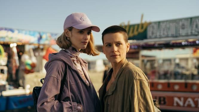 Veerle Baetens vanaf 1 januari te zien in 'Cheyenne & Lola': bekijk hier de eerste beelden
