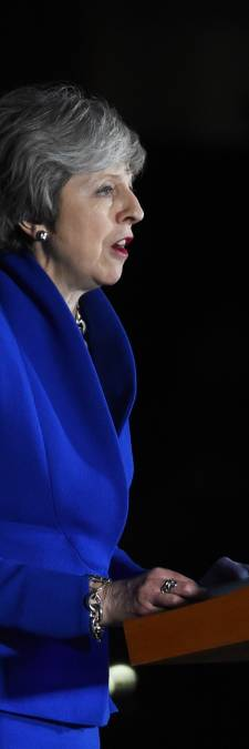 Eind januari nieuw brexitdebat in Lagerhuis