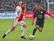 Labyad na zijn rentree bij Ajax: 'Moet elke training laten zien dat ik erin hoor'