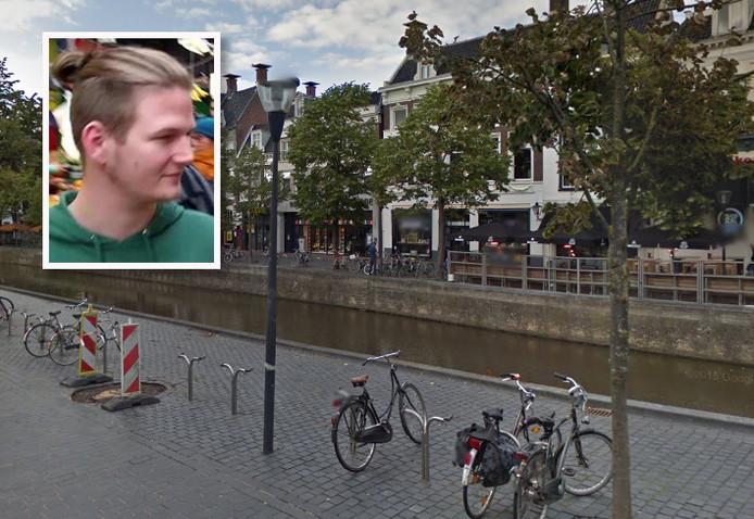 Remon Bruinsma (18) uit Zwaagwesteinde.