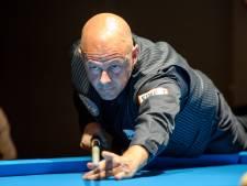 Driebander Jean Paul de Bruijn opent sterk in Koreaans toernooi
