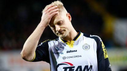 VIDEO. O ironie: Anderlecht verwijst Deschacht en Lokeren na 23 jaar in de Jupiler Pro League naar 1B