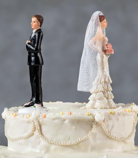 Steeds meer mensen stappen uit het huwelijksbootje, waarom?