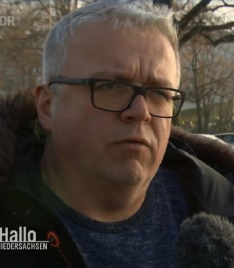 Om bedreigingen opgestapte Duitse burgemeester opnieuw mikpunt van haat extreemrechts
