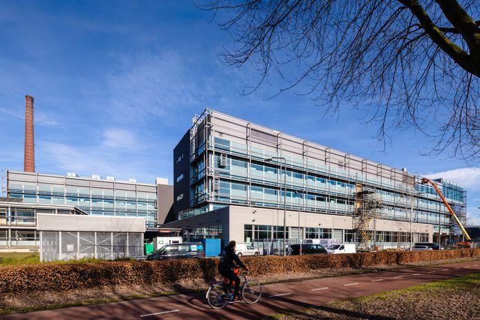 De TU in Eindhoven