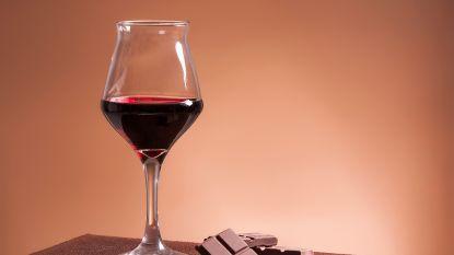 Rode wijn en chocolade blijken wondermiddel tegen veroudering
