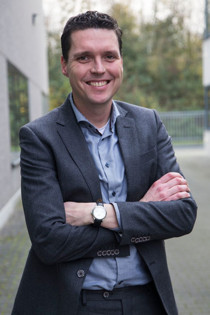 Wethouder Wim Meulenkamp