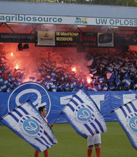De Graafschap-supporters halen binnen dag 15.000 euro op voor vuurwerkboete