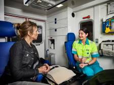 Creatief werven in de zorg: solliciteren in een ambulance