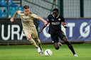 Bruma namens PSV in actie.