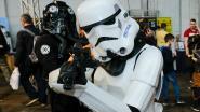 Comic Con-beurs groot succes: Bekende acteurs lokken veel volk