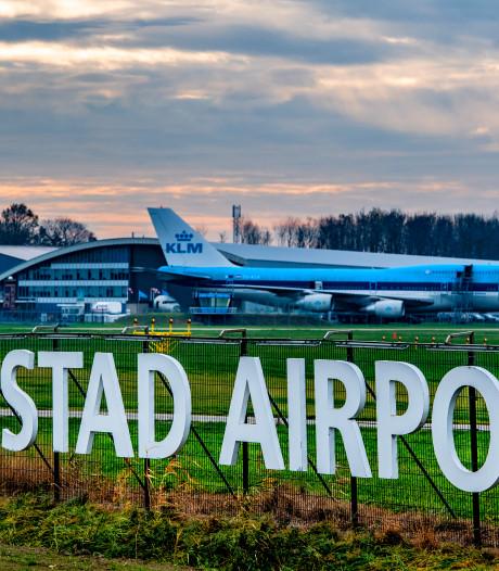 Ruimte is beperkt tijdens avonden over nieuw luchthavenbesluit Lelystad Airport