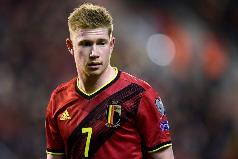 Kevin De Bruyne mag zich opmaken voor oefeninterlands tegen Portugal en Zwitserland.