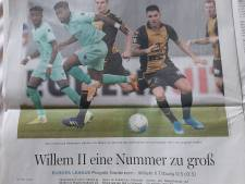 Luxemburgse kranten eensgezind: Willem II was veel te sterk voor Progrès