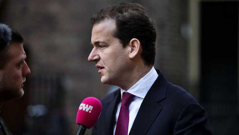 Minister Lodewijk Asscher van Sociale Zaken. Beeld anp