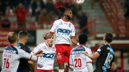 Petit Pelé Mboyo vindt zichzelf en het goede KV Kortrijk terug