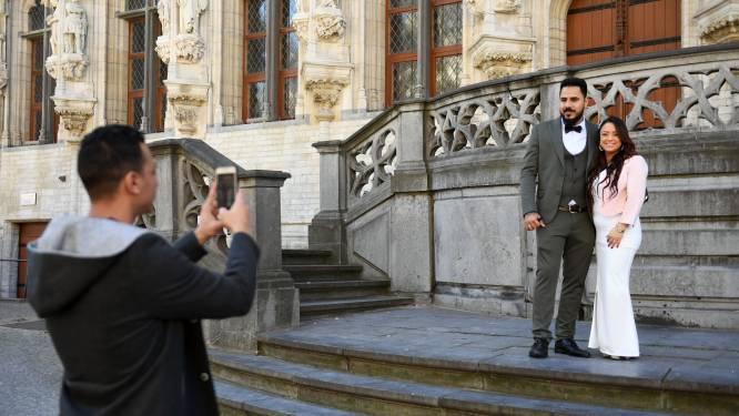 """Tijdens WK wielrennen geen huwelijken in het stadhuis van Leuven: """"Maar we hebben een mooi alternatief gevonden"""""""