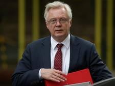 Britten willen tijdelijke douane-unie met EU na brexit