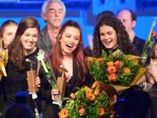 Romy de Proost wint Were Di Songfestival