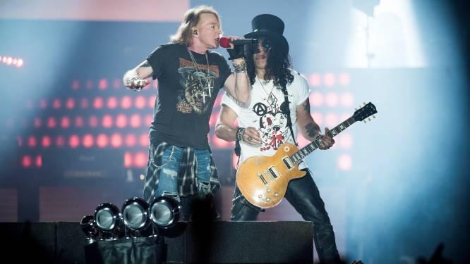 Guns N' Roses headliner op extra large editie van Graspop 2018