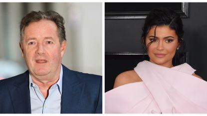 """Tv-presentator Piers Morgan haalt uit naar miljardair Kylie Jenner: """"Ze is niet eens knap"""""""