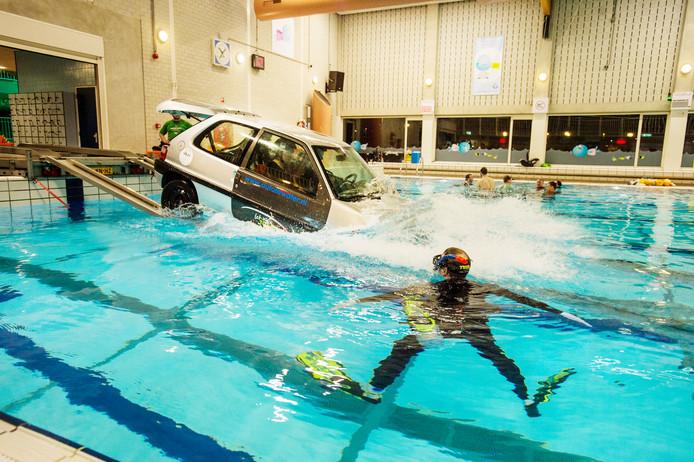 Fabulous Nog één keer ademhalen en actie, stichting Auto Te Water geeft al PN86