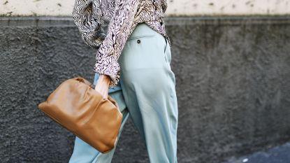 Deze handtassen werden gespot op de New York Fashion Week (en hier scoor je ze zelf!)