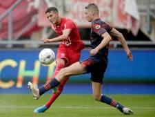 FC Twente en RKC houden elkaar in evenwicht na spectaculair slot