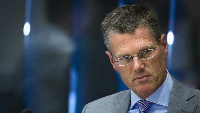 Pieter Duisenberg, VVD-Kamerlid, bedacht het controlemechanisme. Beeld Bart Maat