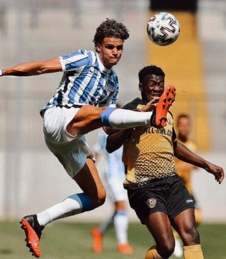Nederlandse clubs tonen interesse in verdediger Omar Rekik (18)