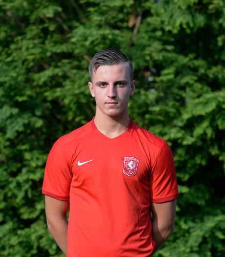 FC Twente laat Vlissinger Schets (20) naar Deventer vertrekken