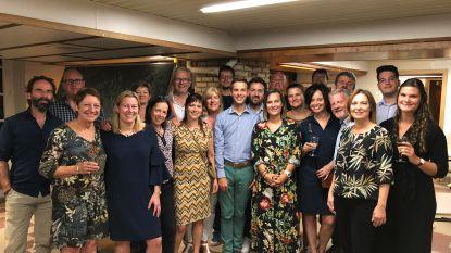 Rotselaar Jelle Wouters opvolger Claes in nieuwe coalitie met N-VA