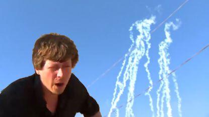 VTM Nieuws-reporter belandt in Israëlische drone-aanval