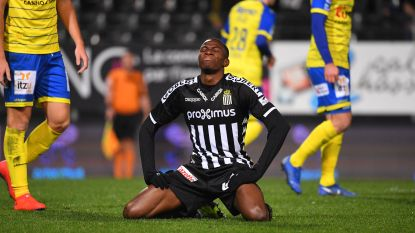 VIDEO. Charleroi laat tegen Waasland-Beveren kostbare punten liggen in strijd om play-off 1