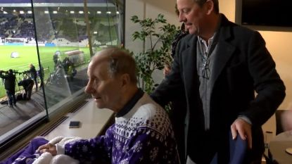 Laatste wens voor de euthanasie: Beerschot-icoon Leo Heylen (89) ziet vanuit loge zijn ploeg ultieme gelijkmaker scoren