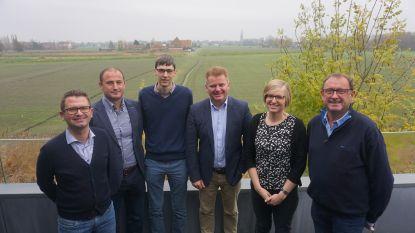 Open Vld, sp.a en N-VA stellen bestuursakkoord voor in Oudenburg