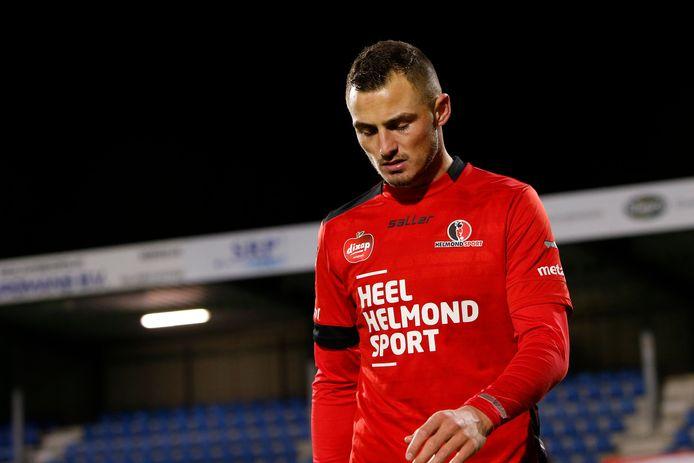 Jordy Thomassen van Helmond Sport.