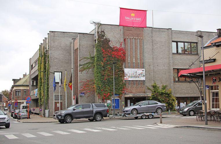 Gemeentehuis Merchtem.