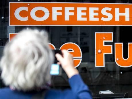 'Coffeeshops mogelijk eind januari weer open'