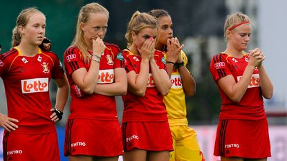Spanje schakelt Red Panthers uit in kwartfinale