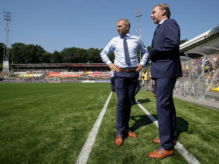 Maurice Steijn vandaag officieel gepresenteerd als trainer: 'Hij past bij NAC en gaat het redden in Breda'