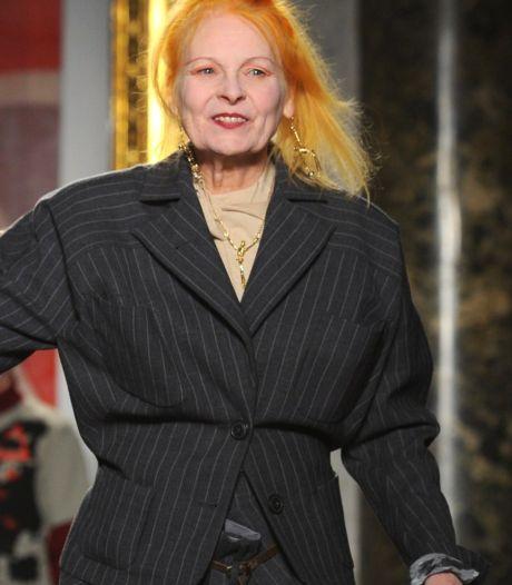 Vivienne Westwood geen fan van eigen collecties