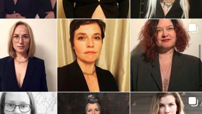 Ben jij ook #iamwithsanna? Deze 12 blazers kan je perfect zonder hemd dragen