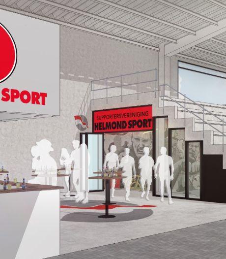 Zeker 1,5 miljoen extra kosten en jaar vertraging voor De Braak na afhaken van Helmond Sport